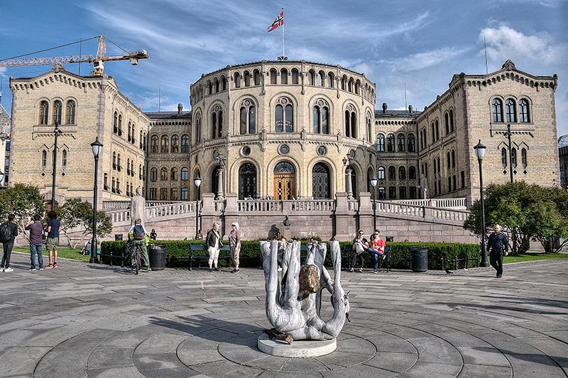 Town Hall  Oslo
