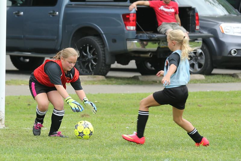 2015 Girls Youth Soccer