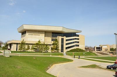 Iowa State University Modern Architecture