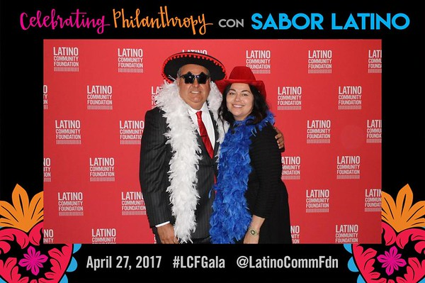 Latino Community Foundation Gala 2017