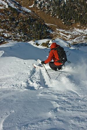 Skiing 2009-2010