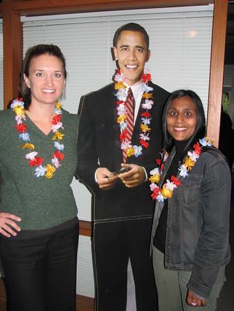 Obama Party Pics.