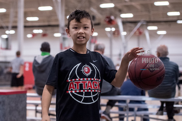 4th Grade Boy's AAU Basketball 12/02-03/17