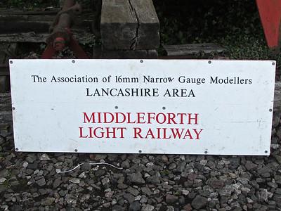 Middleforth Light Railway