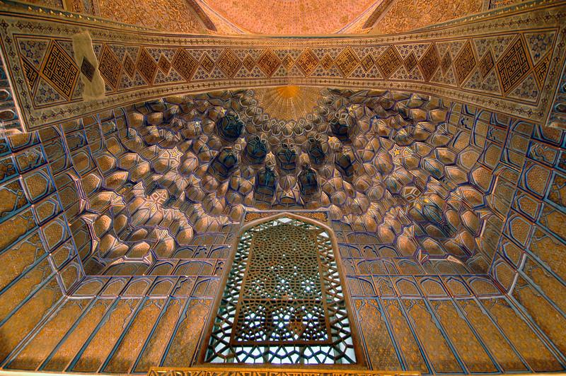 050425 3320 Uzbekistan - Samarkand - Gur Emir Mausoleum _D _E _H _N ~E ~L.JPG