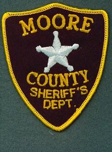 Moore Sheriff