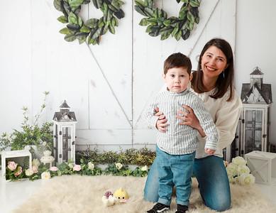 Aaron & Mommy