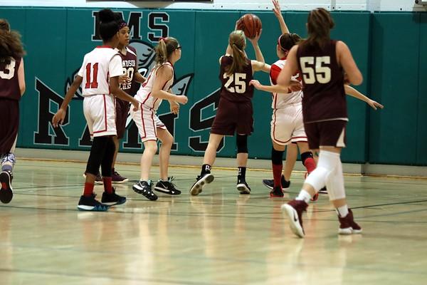 Girls Basketball  2019 Season