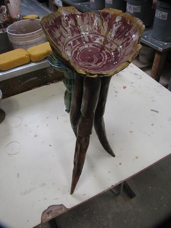 ceramics class '11