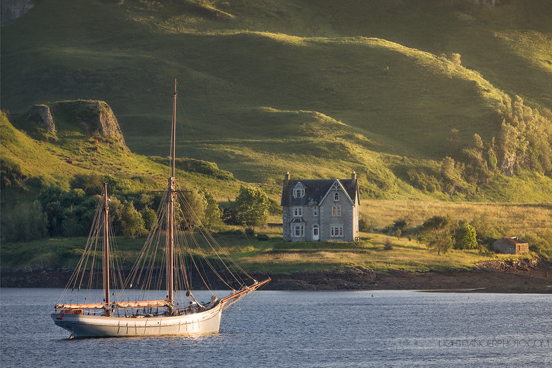 Scotland - Mull Schooner light beam edit.jpg