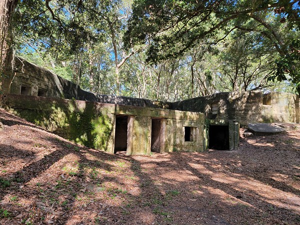 SC, Saint Helena Island - Fort Fremont