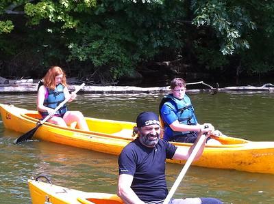 ICO Canoe Orienteering - Aug 25