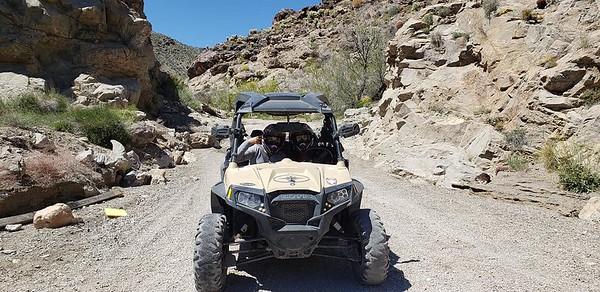 4-13-19 Eldorado Canyon ATV/RZR and Goldmine Tour