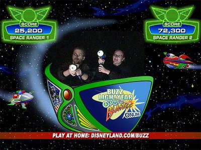 December 2006 Disneyland