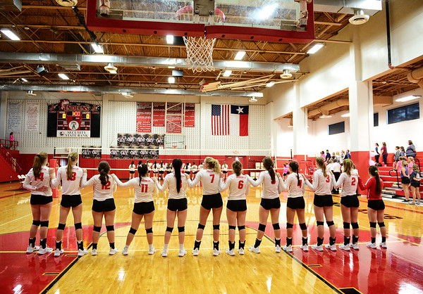 Jourdanton Volleyball Vs. Poth