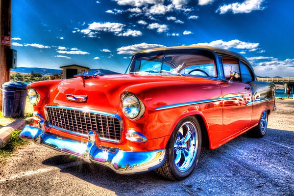 1955 Chevy Belair - Tim Arneson