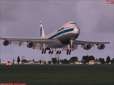 MS FSX Screenshots