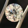 3.46ct Old European Cut Diamond GIA M, VS1 33