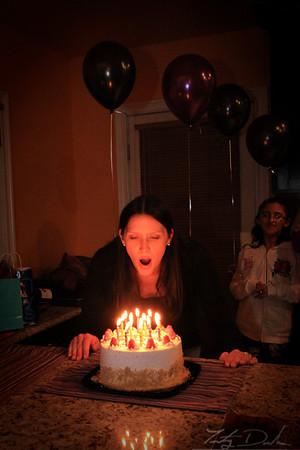 Jenny's Birthday Celebration 2011