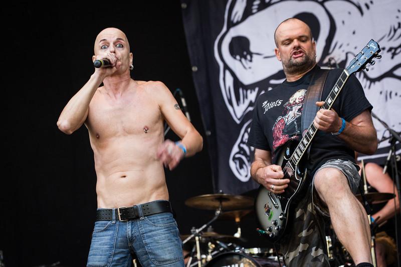 The Idiots, Turock Open Air 2015
