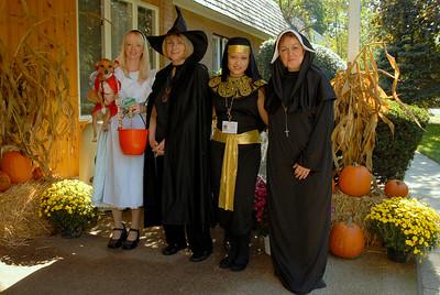 Halloween at Dellridge,Oct.2007