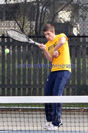 2011 NHS Boys Tennis