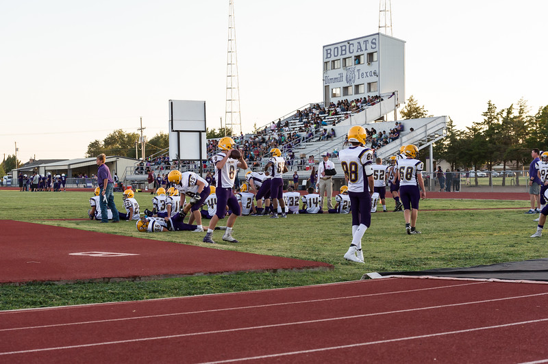 Panthers JV vs Dimmit, 9-21-2017