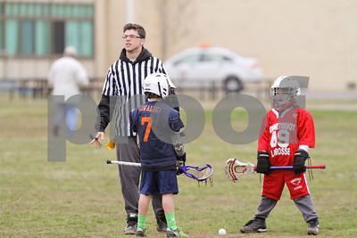 4/10/2011 (3rd Grade) North Fork Blue vs. Connetquot White
