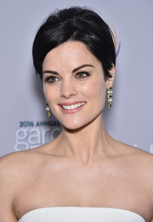. Actress Jaimie Alexander attends the Garden Brunch prior to the 102nd White House Correspondents\' Association Dinner at the Beall-Washington House on April 30, 2016 in Washington, DC.  (Photo by Dimitrios Kambouris/Getty Images)