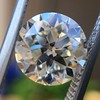 1.72ct Old European Cut Cut Diamond GIA L VS2 20