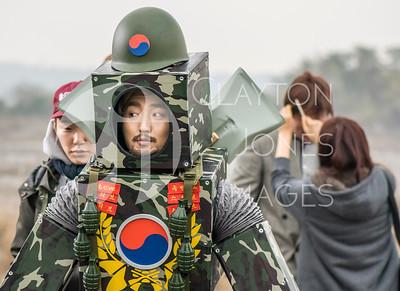 Behind-the-Scenes Photos / Film