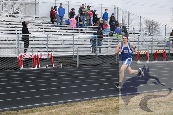 3/28/19 JH Track @ Ainsworth