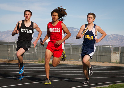 Tucson High Magnet Track Team