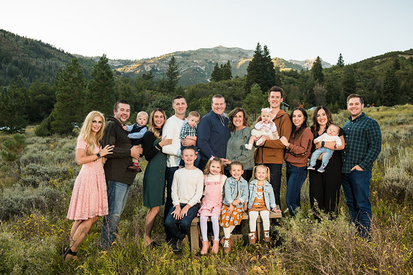 Peterson Clan 2019