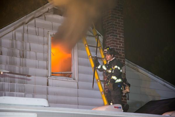 Bergenfield NJ 2nd alarm, 34 Sugden St. 11-08-15