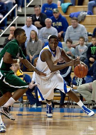 vs Ohio University  12-12-09
