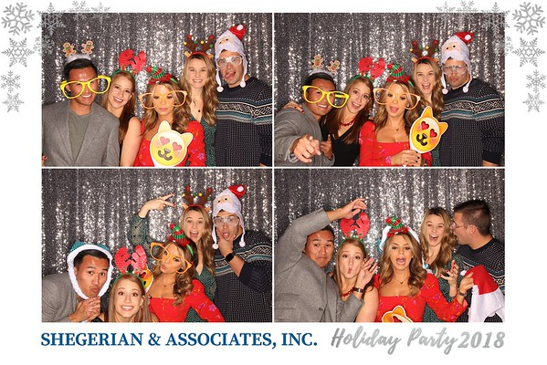 Shegerian Law Holiday Party (Studio Booth)