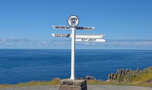 Land's End to John O'Groats