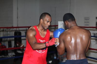 Boxing Coach T