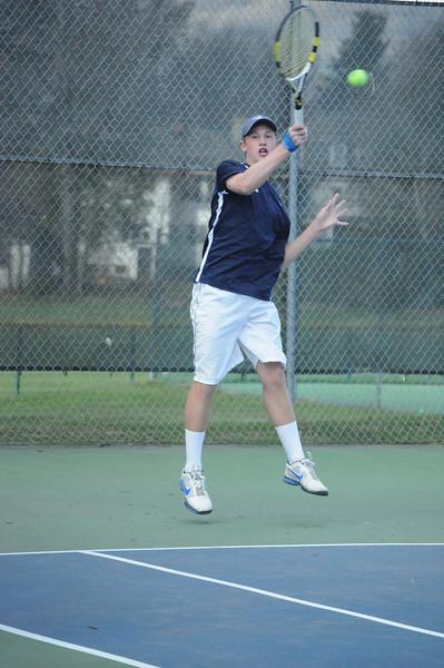Boys Tennis vs. BB&N 4/4/12