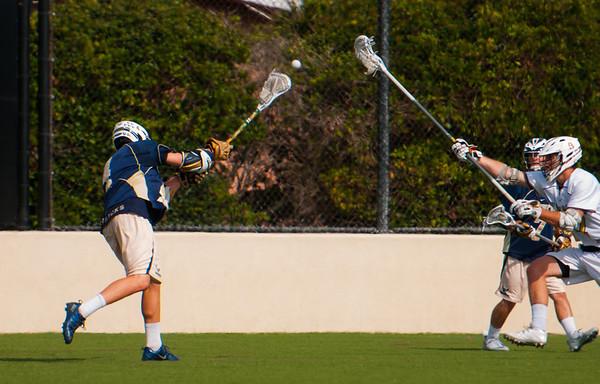 LCC Vax Lacrosse vs. Bishops 3.29.14