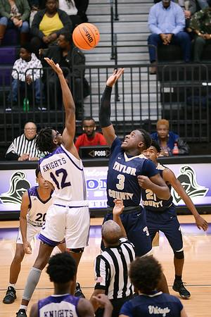 January 18, 2020 - Upson Lee Boys  Basketball vs Taylor Co