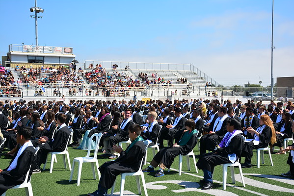 2015 Costa Mesa Middle School Promotion