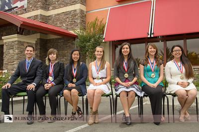 Students of the Year Murrieta