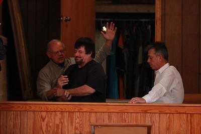PL 11.12.2017 - Darrell Lyons, bapt; S.Grooms 100