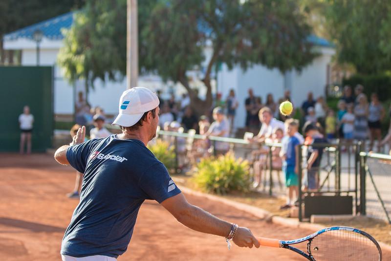LMC Tennis Exhibition 3rd Aug'18