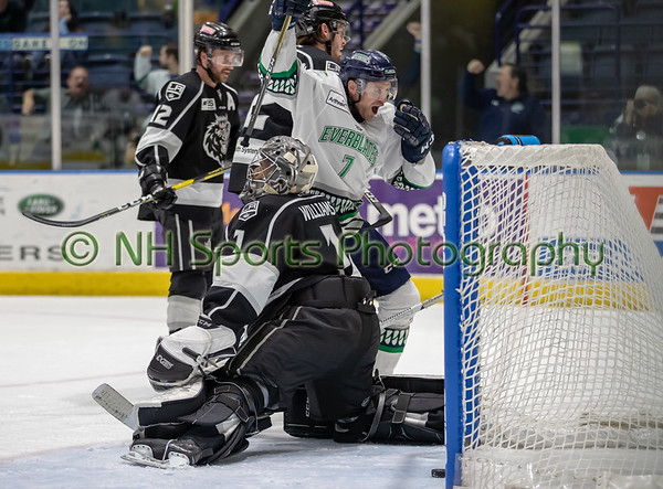 Manchester Monarchs at Florida Everblades 2-15