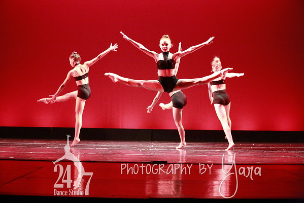 24/7 Dance Studio: Saturday Dress Rehearsal 2015