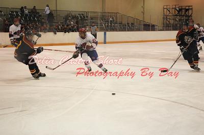 St. Clair Boys Hockey  Ag. St. Clair Shores