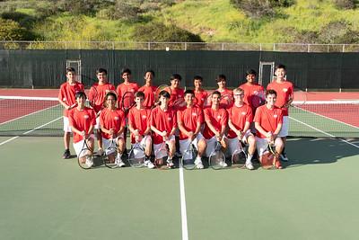 Mt Carmel Boys Tennis 2018-2019
